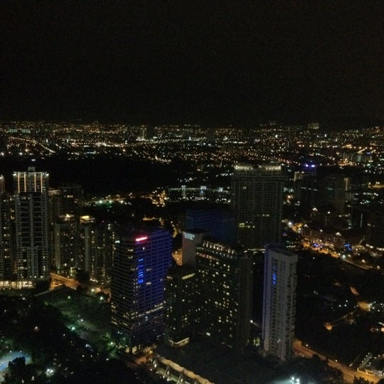 Best view at kl ever !!