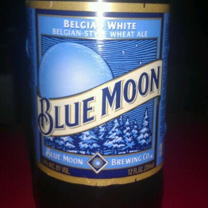 Now they have Blue Moon!