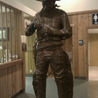 Foto scattata a Texas Ranger Hall of Fame and Museum da Doug C. il 6/27/2011