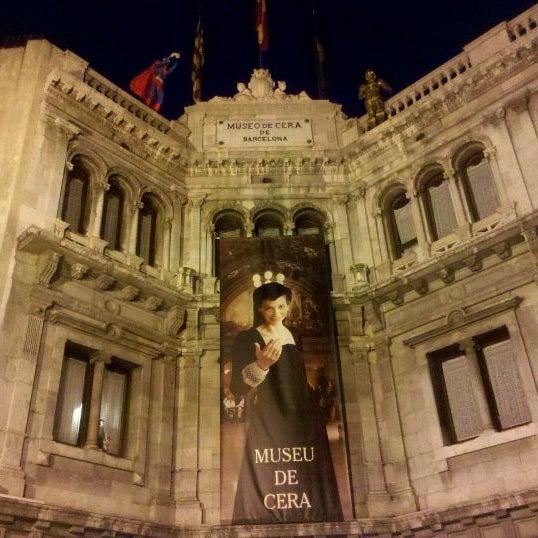 Foto diambil di Museu de Cera de Barcelona oleh Herbert Y. pada 9/26/2011