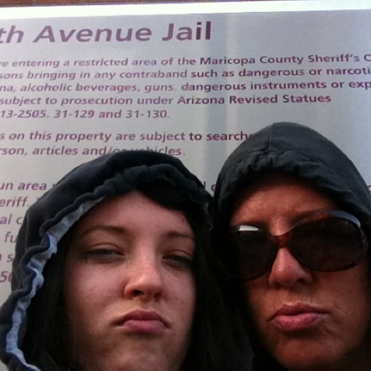 Photos at Maricopa County 4th Avenue Jail - Government Building in