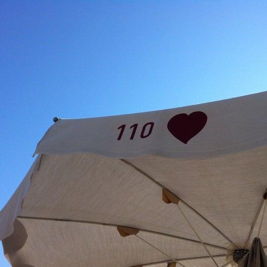 8/18/2012에 Alessia B.님이 La Spiaggia Del Cuore 110에서 찍은 사진