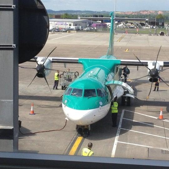 Das Foto wurde bei Edinburgh Airport (EDI) von Guss G. am 6/5/2012 aufgenommen