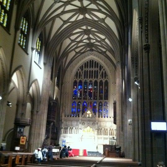 Foto scattata a Trinity Church da Nikki I. il 1/20/2012