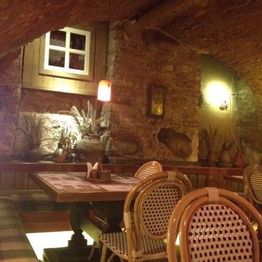 Das Foto wurde bei Etno Dvaras von Alexandra L. am 3/11/2012 aufgenommen