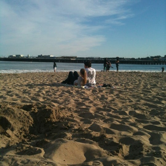 Photos At Santa Cruz Main Beach