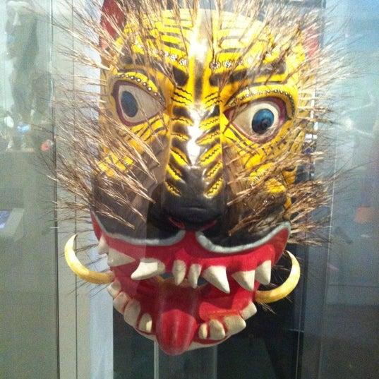 Das Foto wurde bei Museo de Arte Popular von Carlos M. am 3/27/2011 aufgenommen