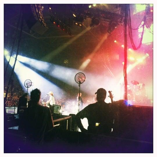 Foto tomada en Coral Sky Amphitheatre por Aleksandra M. el 8/13/2012