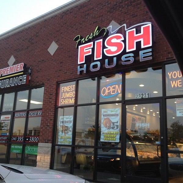 Fresh Fish House - Seafood Restaurant