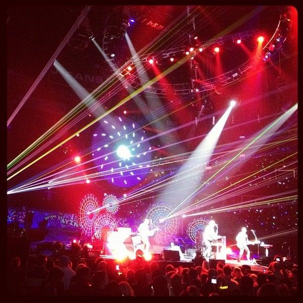 4/18/2012 tarihinde Andy H.ziyaretçi tarafından Northlands Coliseum'de çekilen fotoğraf