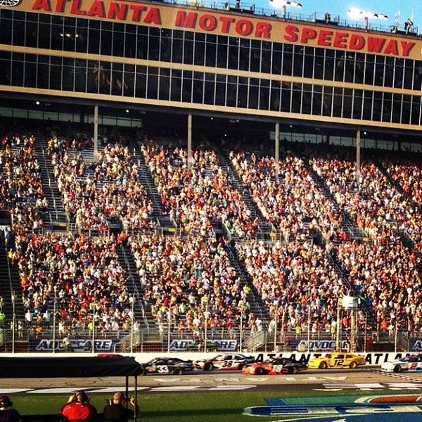 Atlanta Motor Speedway - 1500 Tara Pl