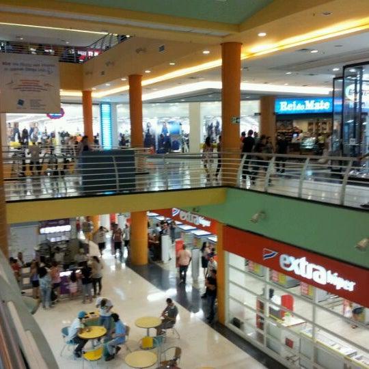 4/8/2012 tarihinde Daniel C.ziyaretçi tarafından Shopping Campo Limpo'de çekilen fotoğraf