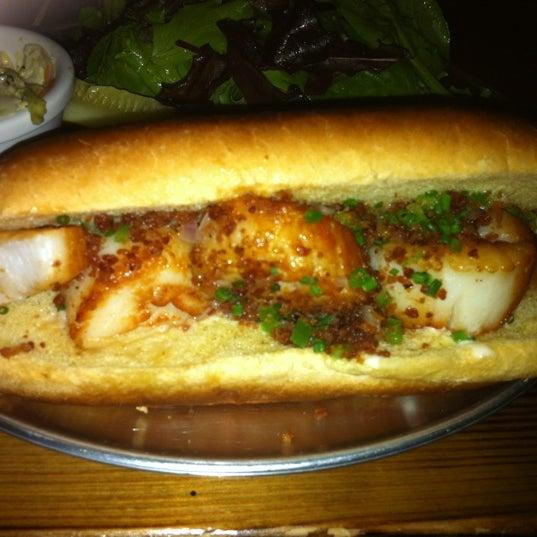 9/12/2012にStephanie A.がBait & Hook Seafood Shackで撮った写真
