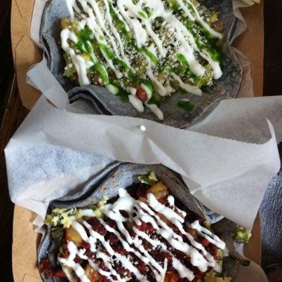 7/29/2012にjessica m. h.がBrooklyn Taco Companyで撮った写真
