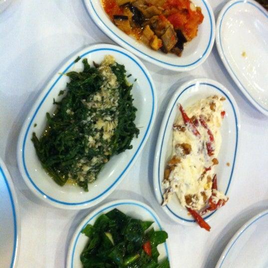 11/10/2012에 Ayfer S.님이 Cunda Balık Restaurant에서 찍은 사진