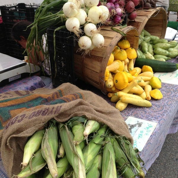Foto tirada no(a) South End Open Market @ Ink Block por Erica N. em 7/14/2013