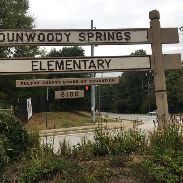 Dunwoody Springs Charter School