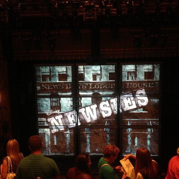 9/23/2012にAshley H.がNederlander Theatreで撮った写真