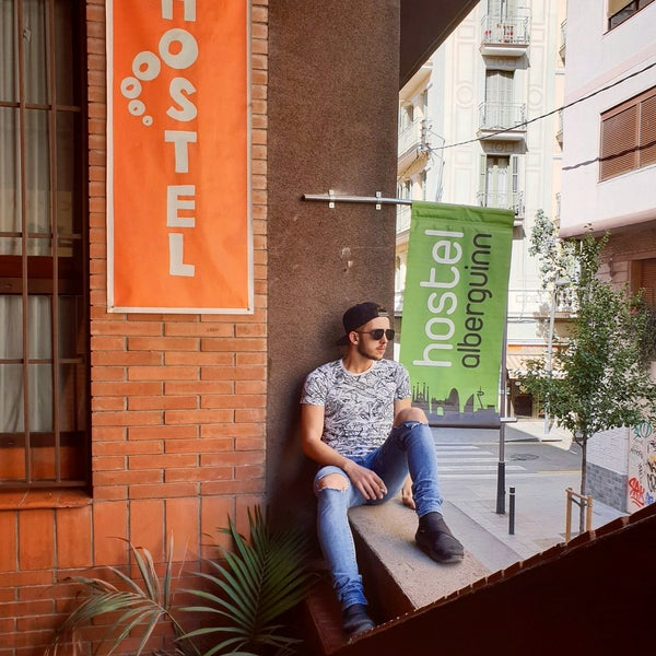 Foto scattata a Alberguinn Barcelona Hostel da Can M. il 7/20/2018