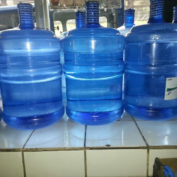 Rosarium Water Refilling Station