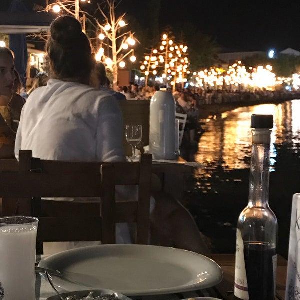 8/29/2018 tarihinde Hülya Sinem B.ziyaretçi tarafından Kekik Restaurant'de çekilen fotoğraf