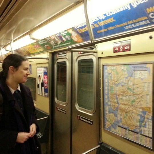 Foto diambil di New York Transit Museum oleh Michael G. pada 1/2/2013