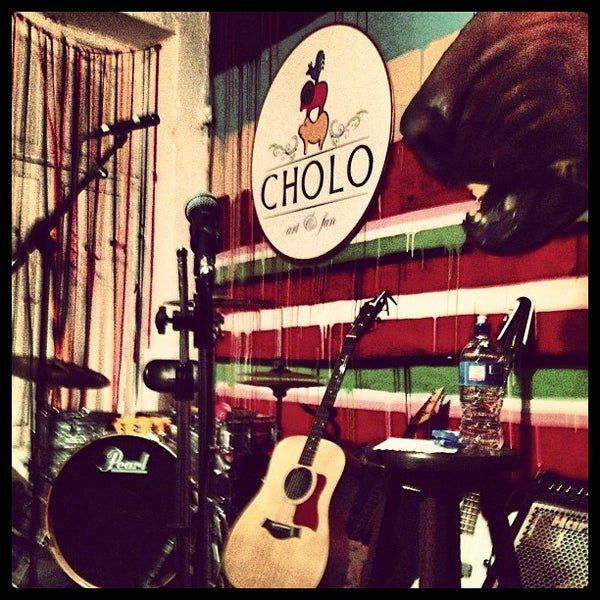 7/7/2013 tarihinde Marcelo S.ziyaretçi tarafından Cholo Art and Fun'de çekilen fotoğraf