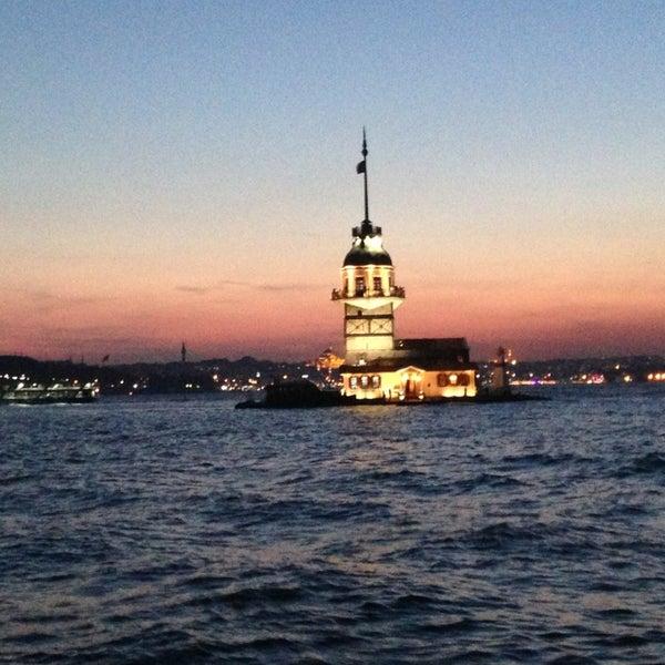 9/29/2013にErkut S.がKız Kulesiで撮った写真