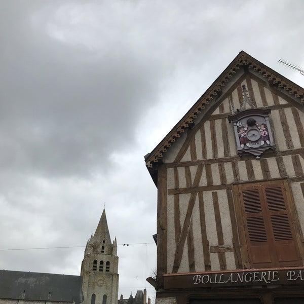 Foto diambil di Château de Meung-sur-Loire oleh Maxime B. pada 3/9/2019