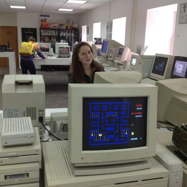 3/23/2013에 Alex L.님이 Moscow Apple Museum에서 찍은 사진