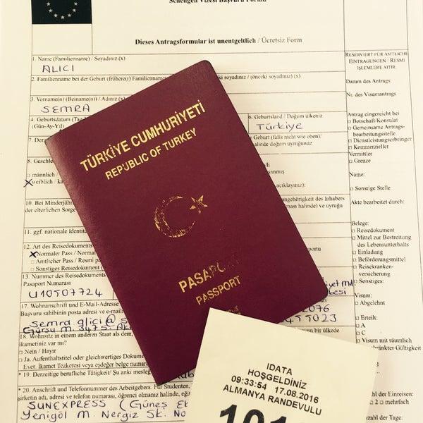 Photos at iDATA (Visa Application Centre) - Embassy / Consulate