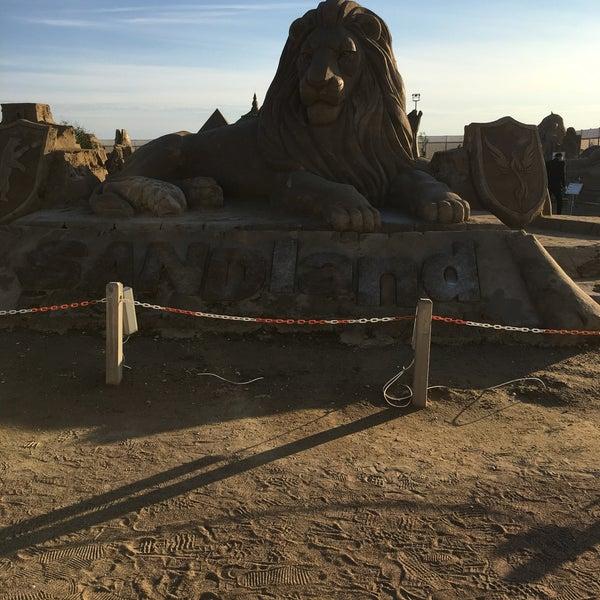12/31/2018 tarihinde Sercan E.ziyaretçi tarafından Sandland'de çekilen fotoğraf
