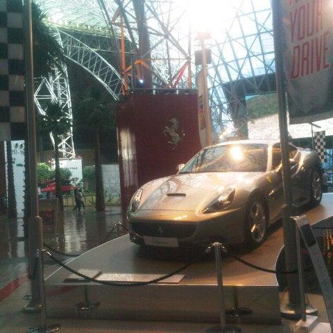Foto diambil di Ferrari World Abu Dhabi oleh Ali pada 5/31/2013