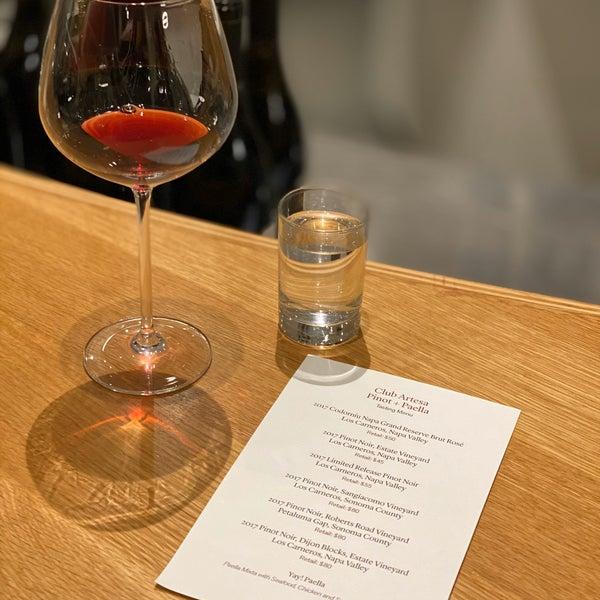 Das Foto wurde bei Artesa Vineyards & Winery von Dan R. am 2/2/2020 aufgenommen