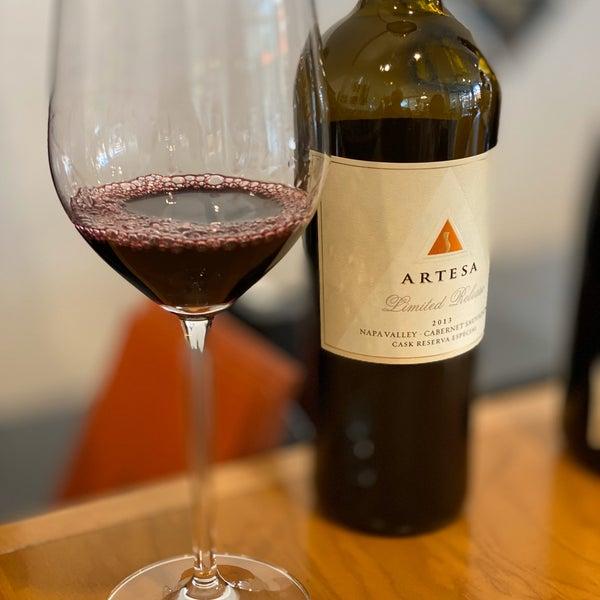 Das Foto wurde bei Artesa Vineyards & Winery von Dan R. am 10/6/2019 aufgenommen