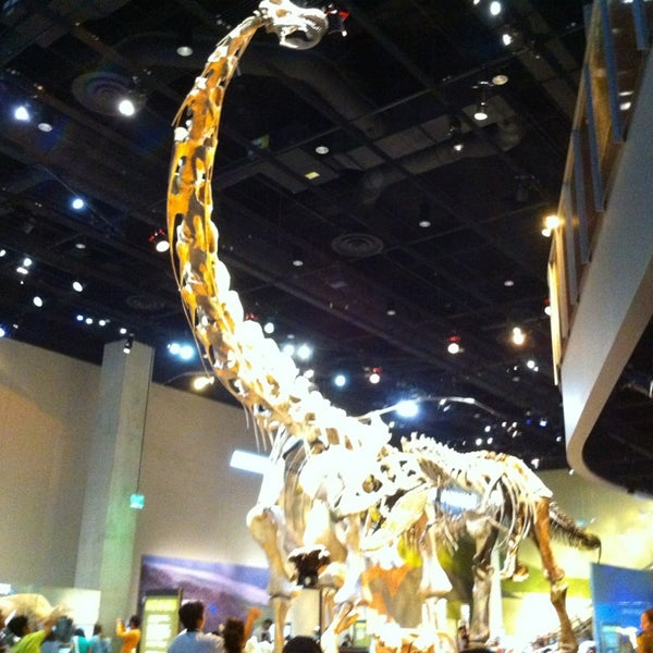Foto tirada no(a) Perot Museum of Nature and Science por Cassandra L. em 7/13/2013
