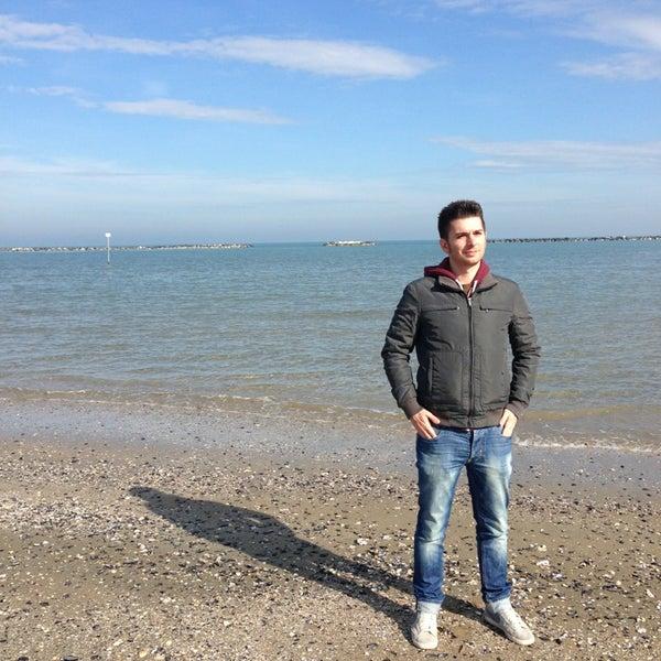 2/15/2014 tarihinde Jaani ✨ R.ziyaretçi tarafından Bagno Adriatico 62'de çekilen fotoğraf