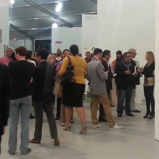 Foto scattata a UNTITLED. Art Fair da annette p. il 12/4/2012