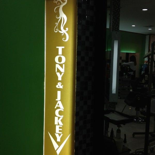 Tony & Jackey Salon - Santo Cristo - SM North Edsa, Annex