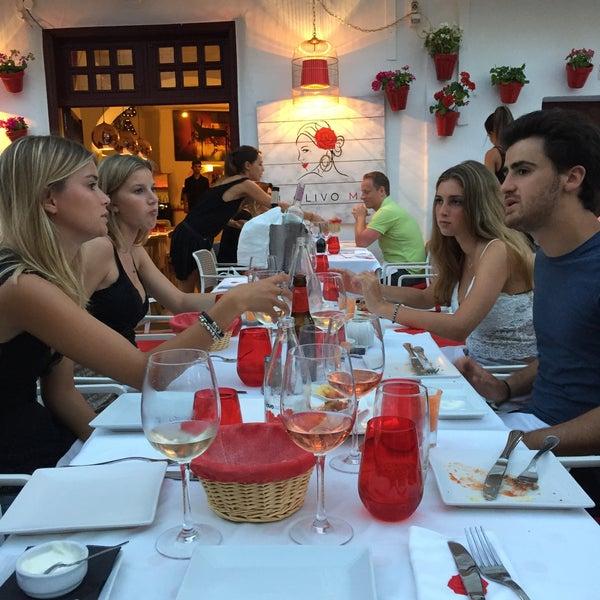 6/30/2016にHarold N.がRestaurante El Olivoで撮った写真