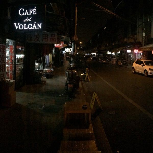 Снимок сделан в Café del Volcán пользователем Brian L. 2/13/2015