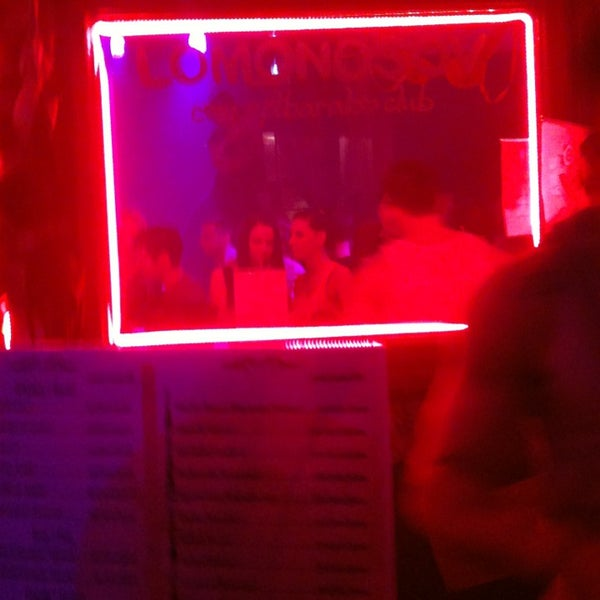 Foto tirada no(a) Lomonosov Bar por 🍒Jainebi🍒 em 5/15/2013