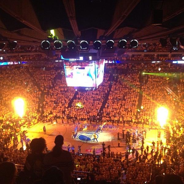 รูปภาพถ่ายที่ Oakland Arena โดย Ryan L. เมื่อ 5/17/2013
