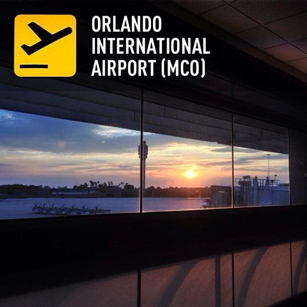 Foto tirada no(a) Aeroporto Internacional de Orlando (MCO) por Martin G. em 5/16/2013