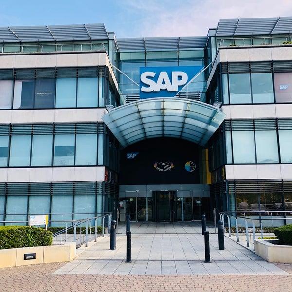 SAP UK - Office in Feltham