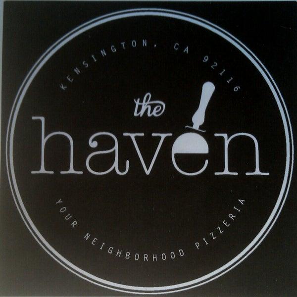 รูปภาพถ่ายที่ The Haven Pizzeria โดย Gooster S. เมื่อ 3/21/2013