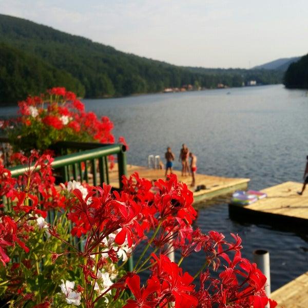 ponton casa baraj valiug summer