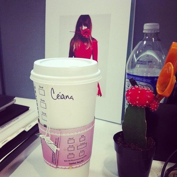 10/11/2013にFianaがSaint Laurentで撮った写真