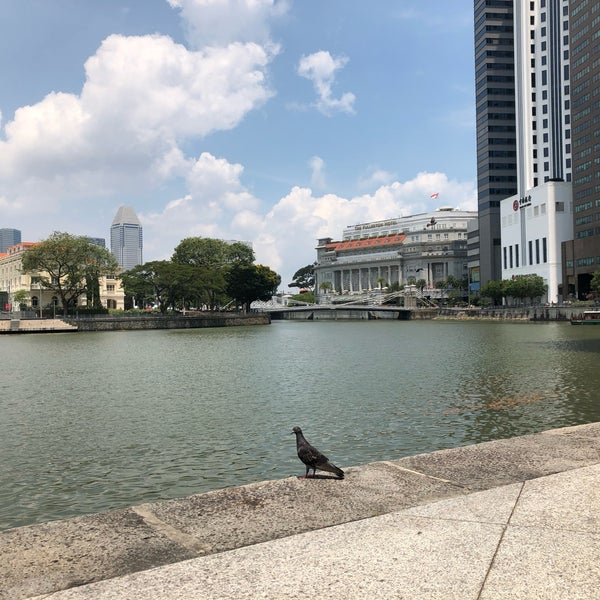 Foto tirada no(a) Singapore River por Fan Z. em 3/8/2019