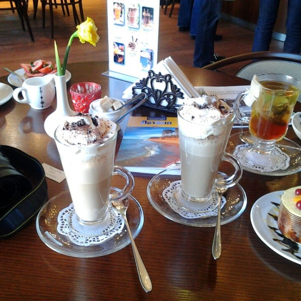 Photo taken at Tea & Coffee garden by Savserg77 on 4/28/2013